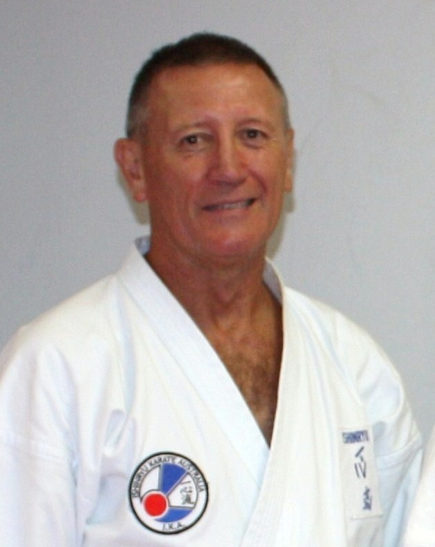 Sensei Tony Hails 7th Dan Ishinryu