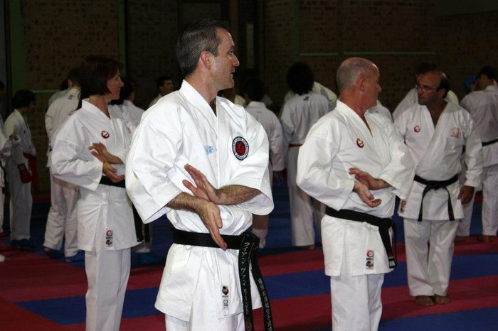Sensei Ryan van Leent 5th Dan Shotokan