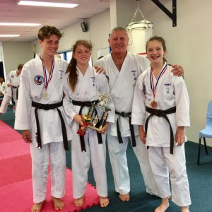 Junior Open kata